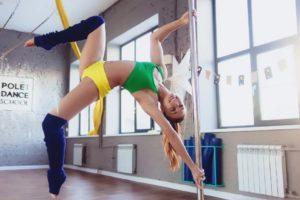 шестовая акробатика