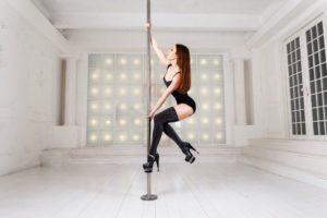 xotic pole dance