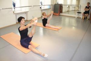 Уроки стретчинга для взрослых